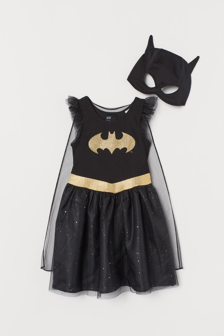 Superhero costume - Black/Batgirl - Kids | H&M