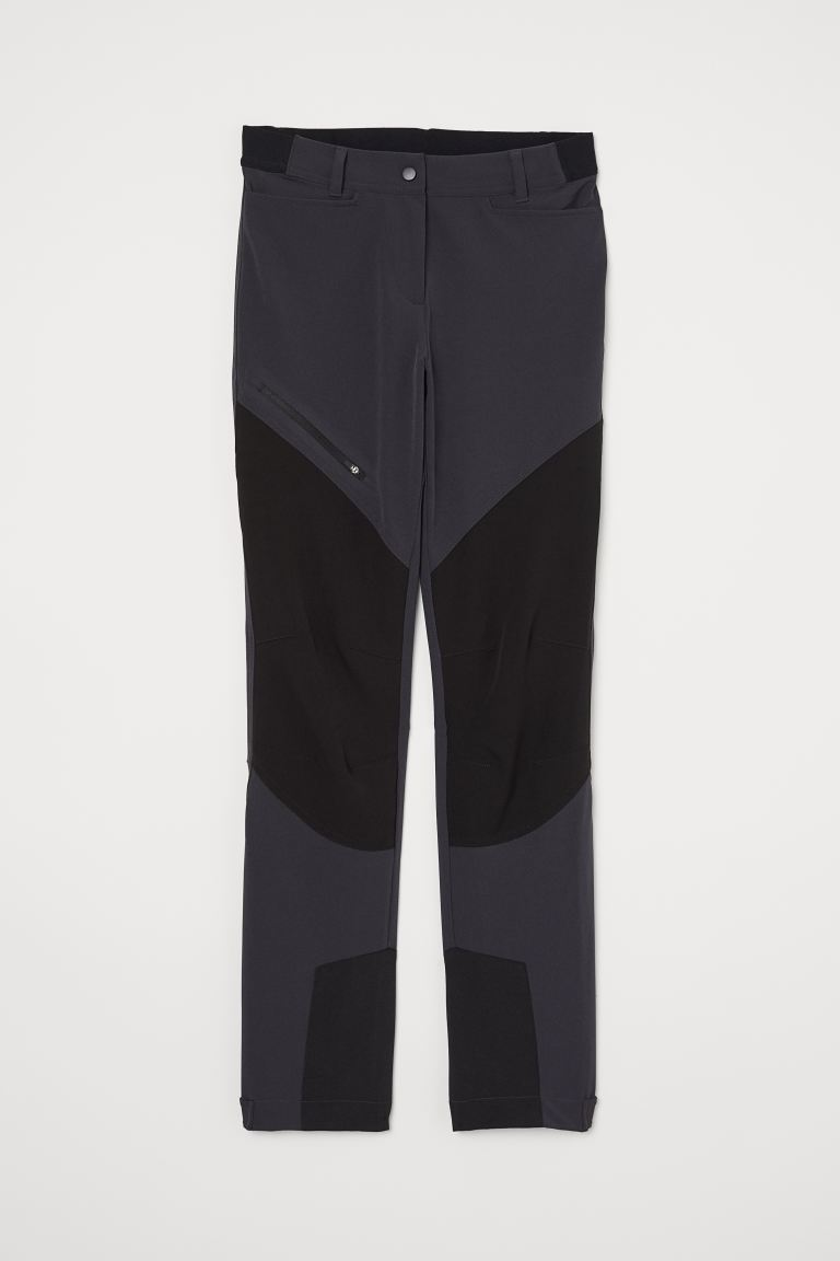 Outdoor trousers - Dark grey - Ladies | H&M IE