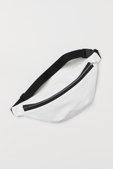 Belt Bag - White - Ladies | H&M US
