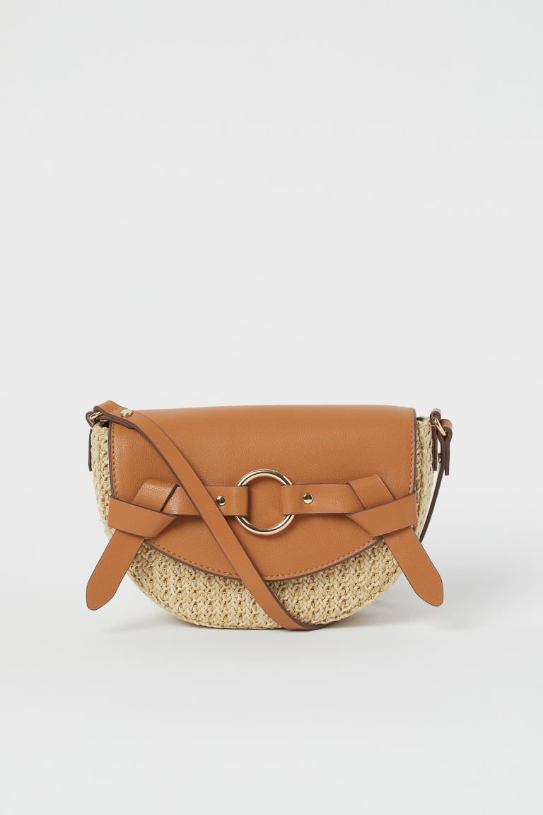 Shoulder Bag - Light brown/beige - Ladies | H&M CA