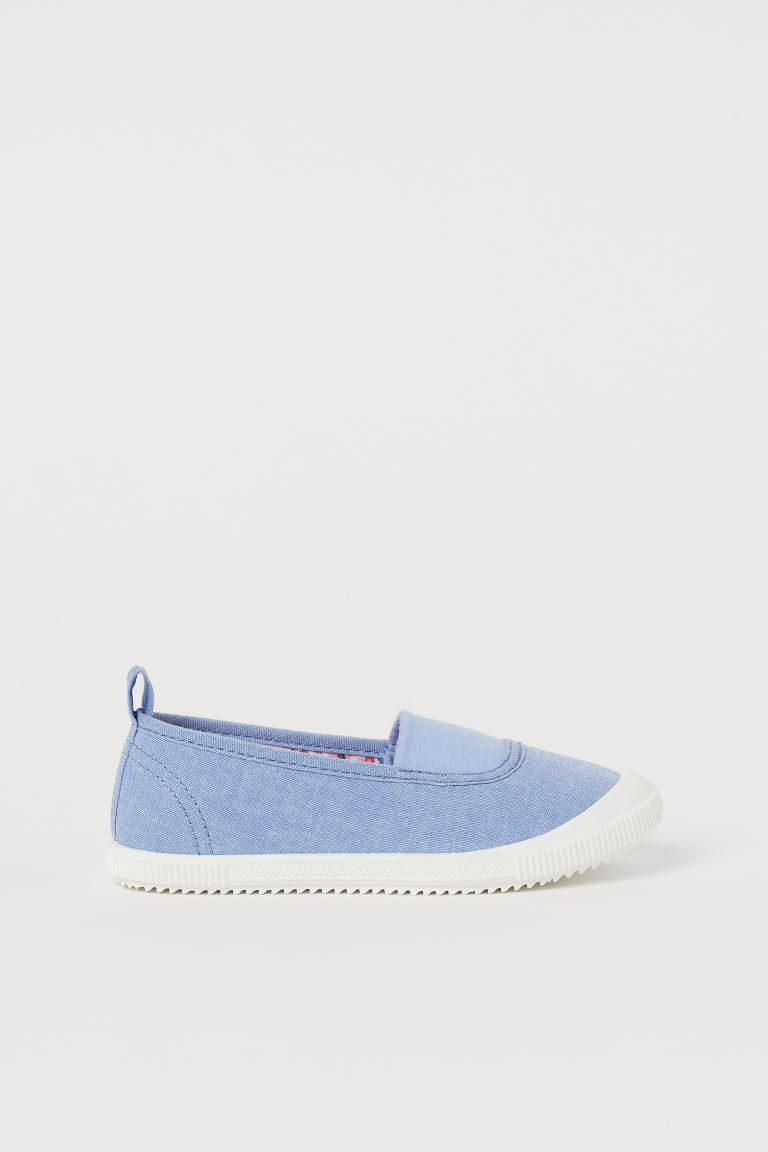 Slip-on-Sneaker - Hellblau/Chambray - Kids | H&M AT