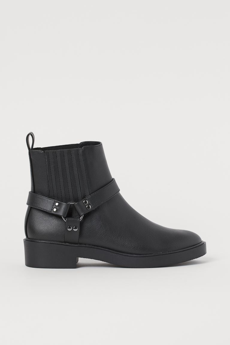 Ankleboots - Schwarz - Ladies | H&M AT