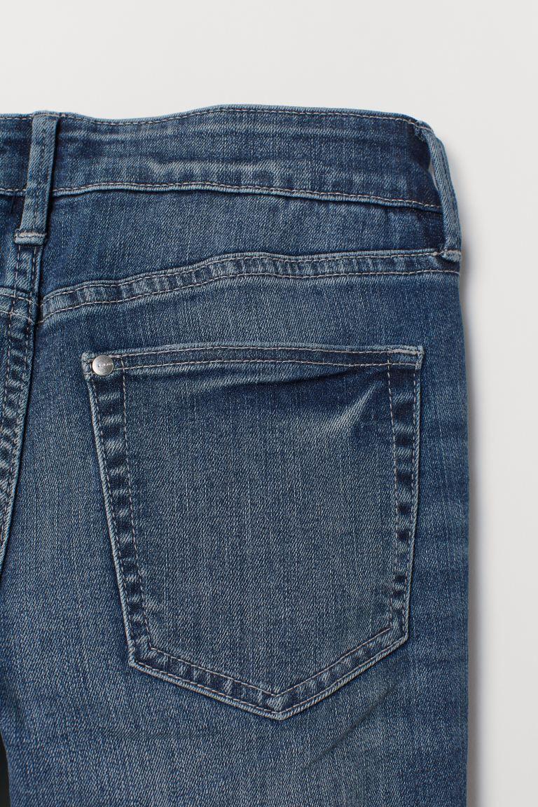 tumstorlek jeans dam