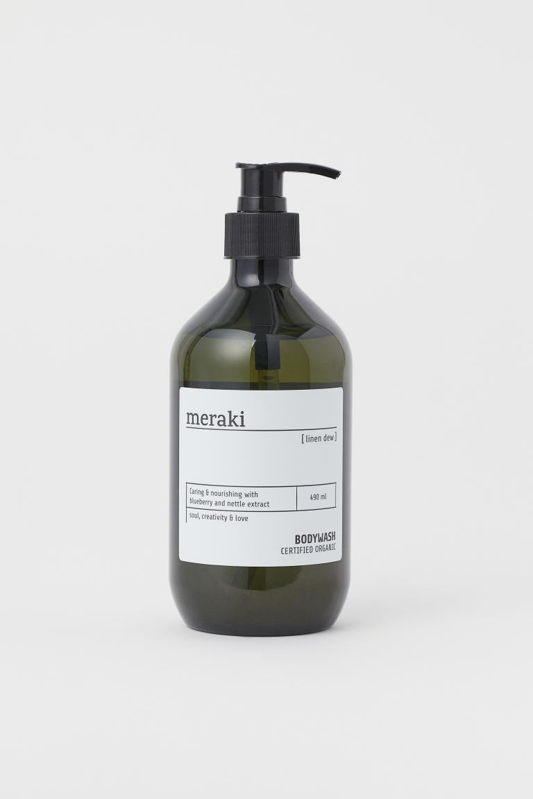 Body wash - Green/Linen Dew - Home All | H&M GB