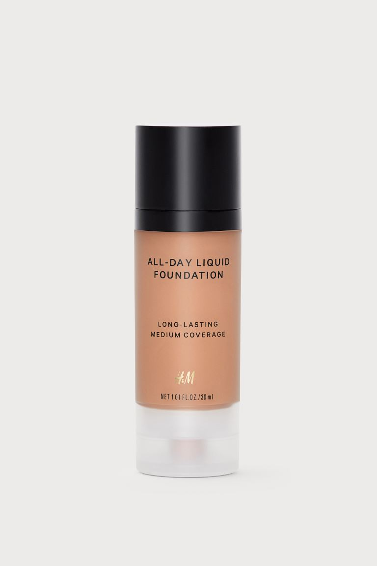 All-day flytande foundation - Topaz - DAM | H&M SE