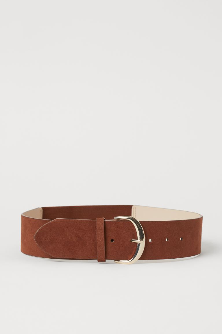 Waist Belt - Brown - Ladies | H&M CA