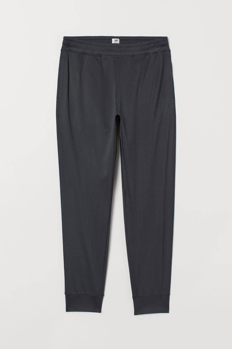 Sports Pants - Dark gray - Men | H&M US