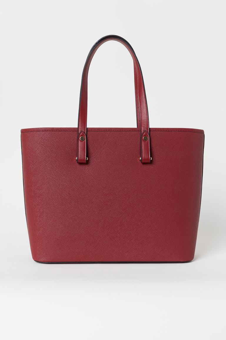 Handbag - Dark red - Ladies | H&M IN