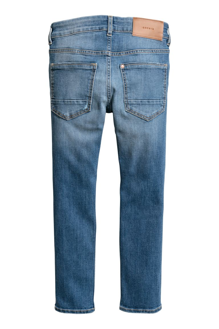 Superstretch Skinny Fit Jeans - Azul denim -  | H&M ES
