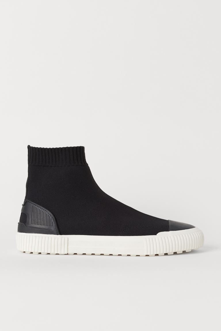 Fully-Fashion-Sneaker - Schwarz - Men | H&M AT