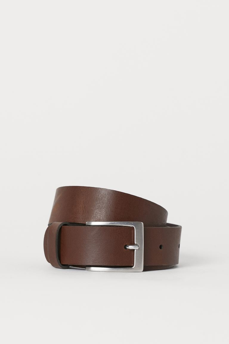 Belt - Brown -    H&M GB
