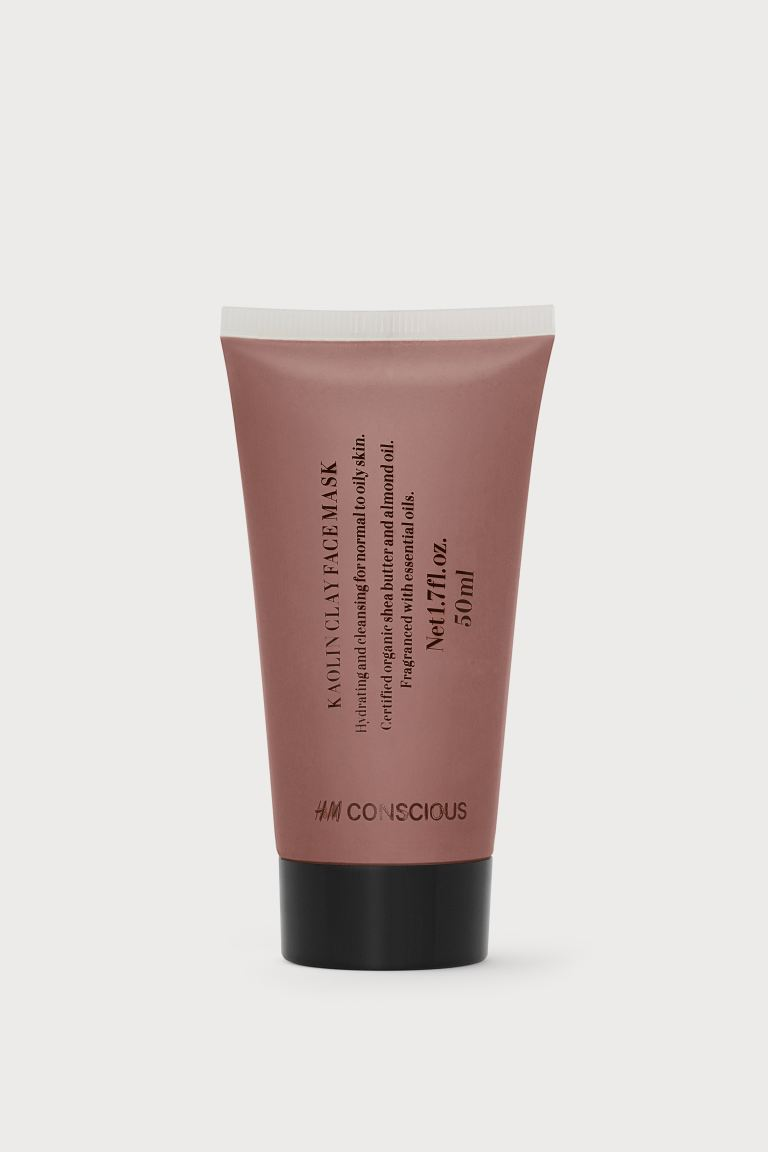 Face mask with almond oil - Kaolin Clay - Ladies | H&M IE
