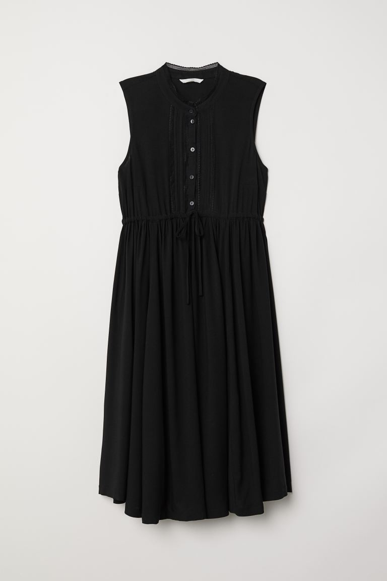 MAMA Dress - Black - Ladies | H&M US