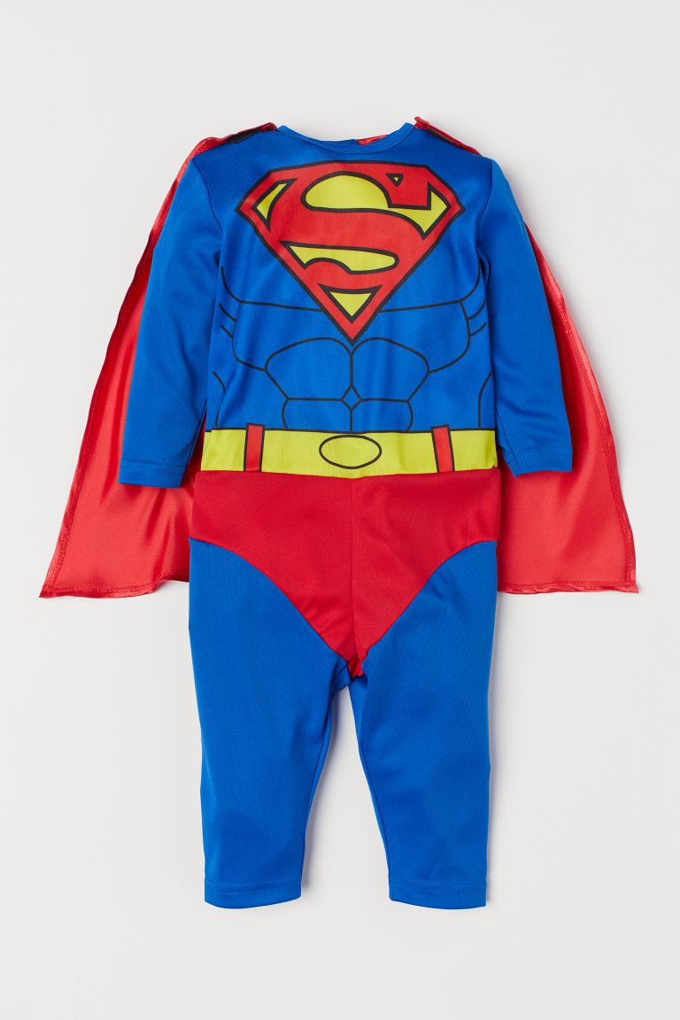 Fancy dress costume - Blue/Superman - Kids | H&M GB