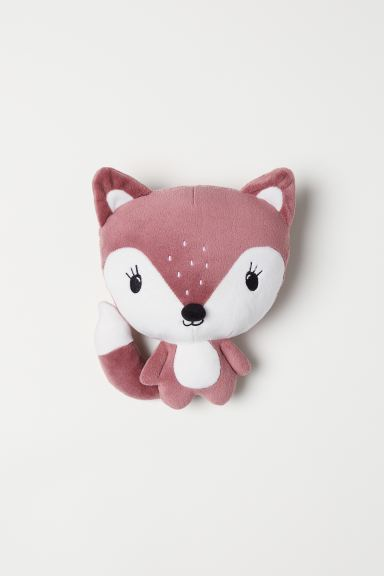 Peluche - Rose/renard - Home All | H&M FR