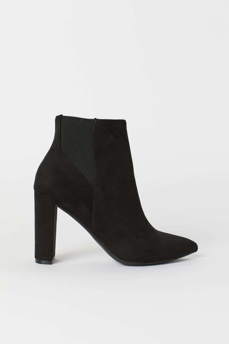 Stiefeletten - Schwarz - Ladies | H&M AT