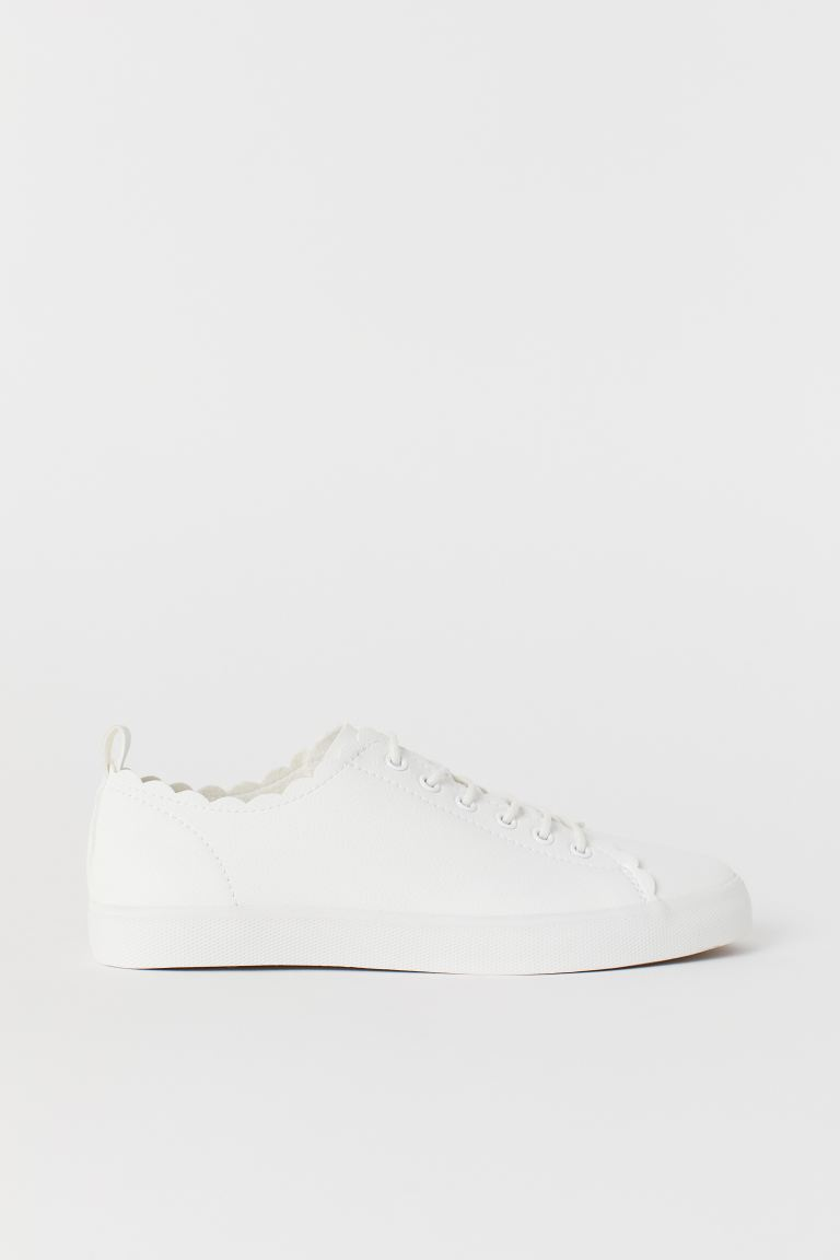 Sneakers - White - Ladies | H&M CA