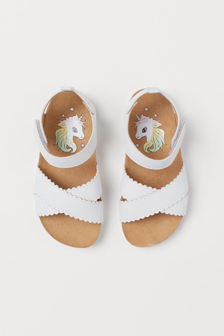 Sandals - White - Kids | H&M GB