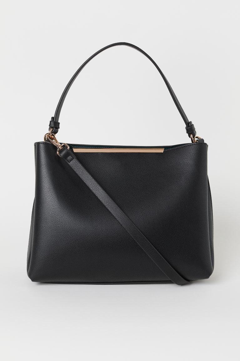 Handbag - Black - Ladies | H&M US