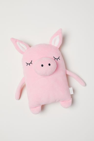 Soft toy - Pink/Pig - Home All | H&M IE