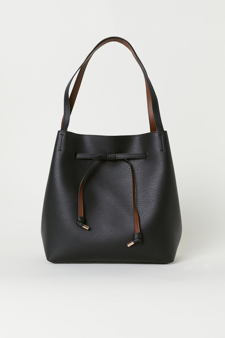 Bucket bag - Black - Ladies | H&M GB