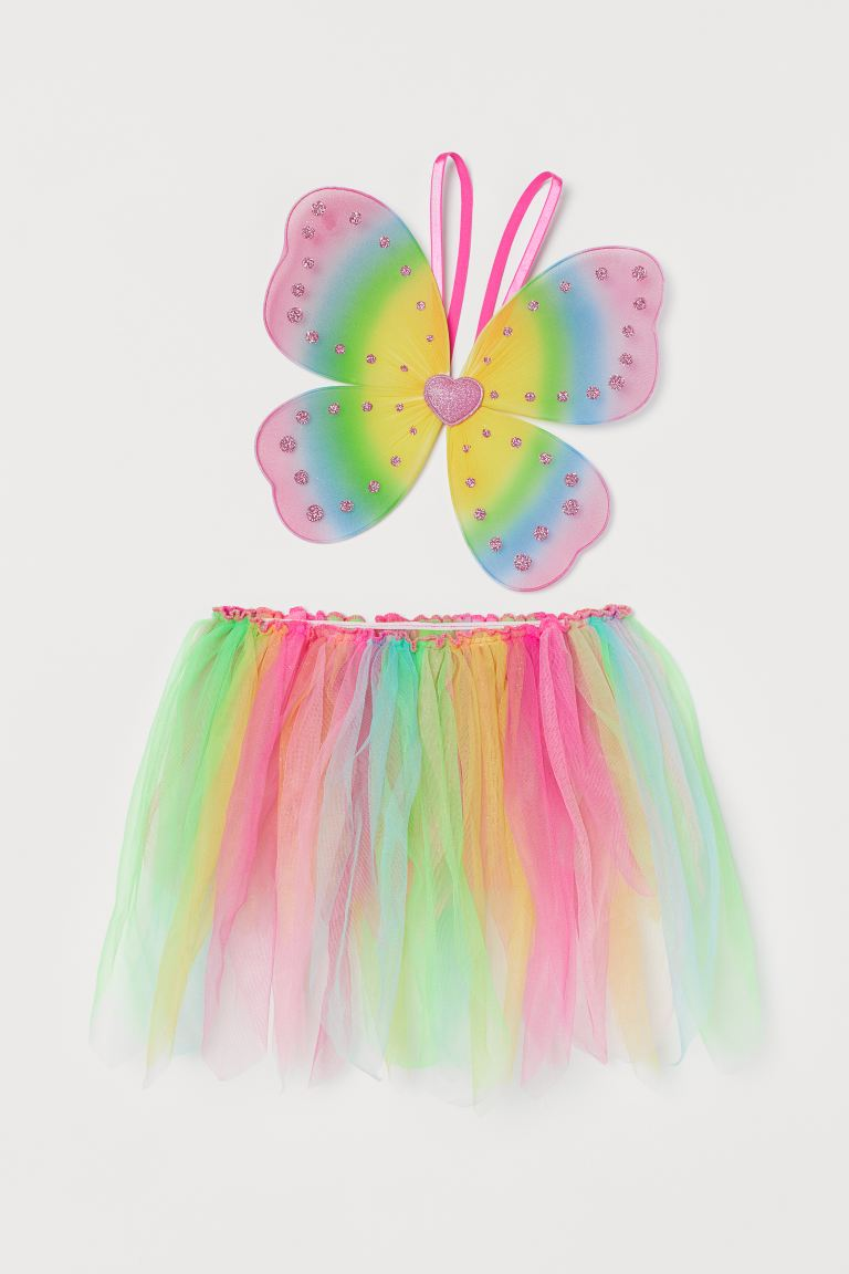 Costume Set - Pink/multicolored - Kids | H&M US