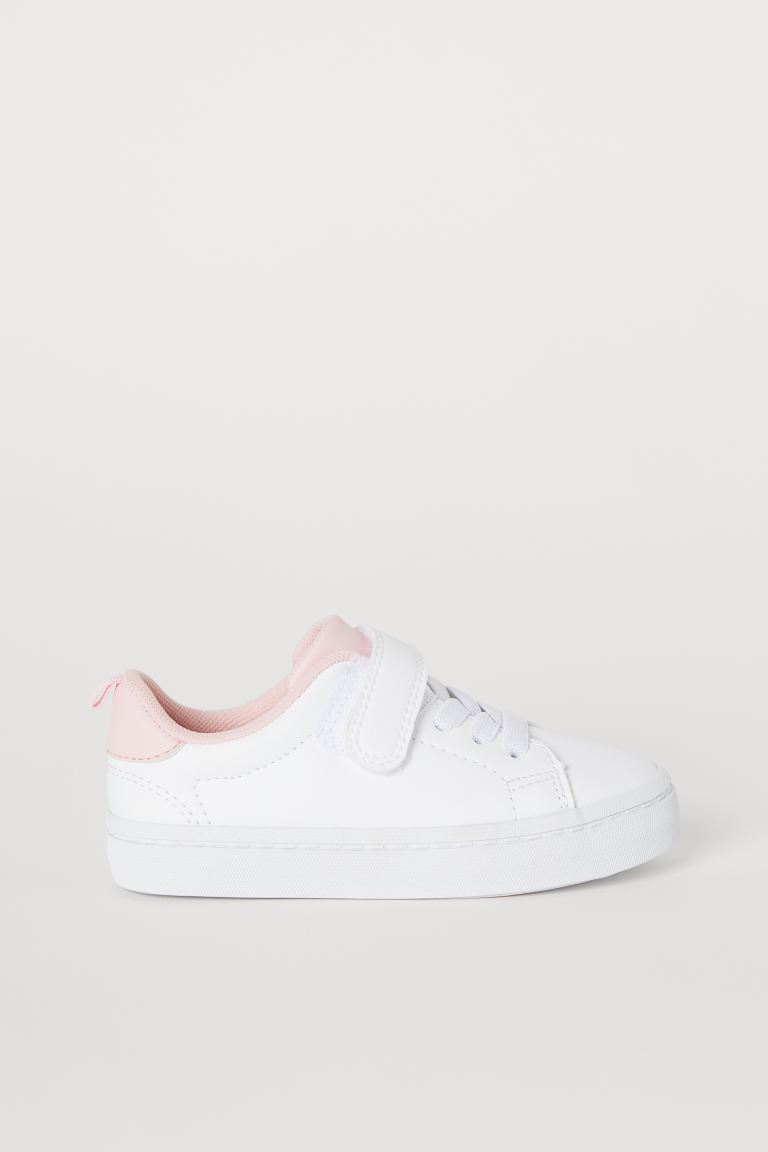 Sneakers - Hvit/Rosa - BARN | H&M NO