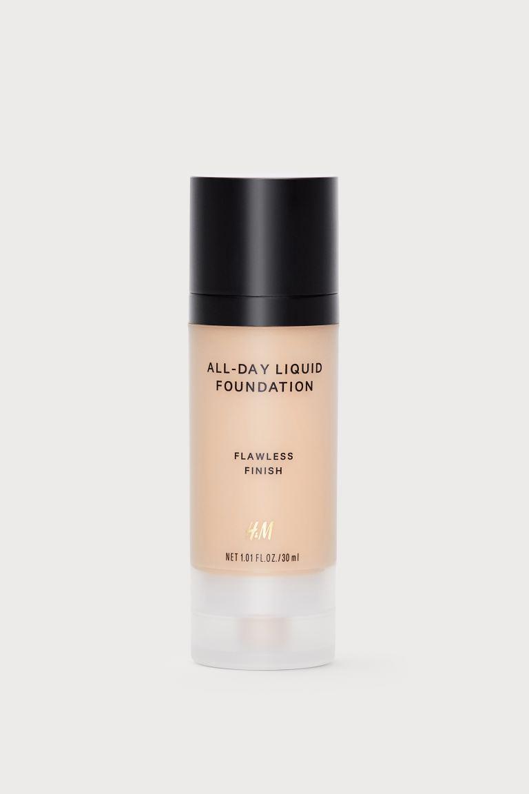 All-day Liquid Foundation - Soft Sand - Ladies | H&M US
