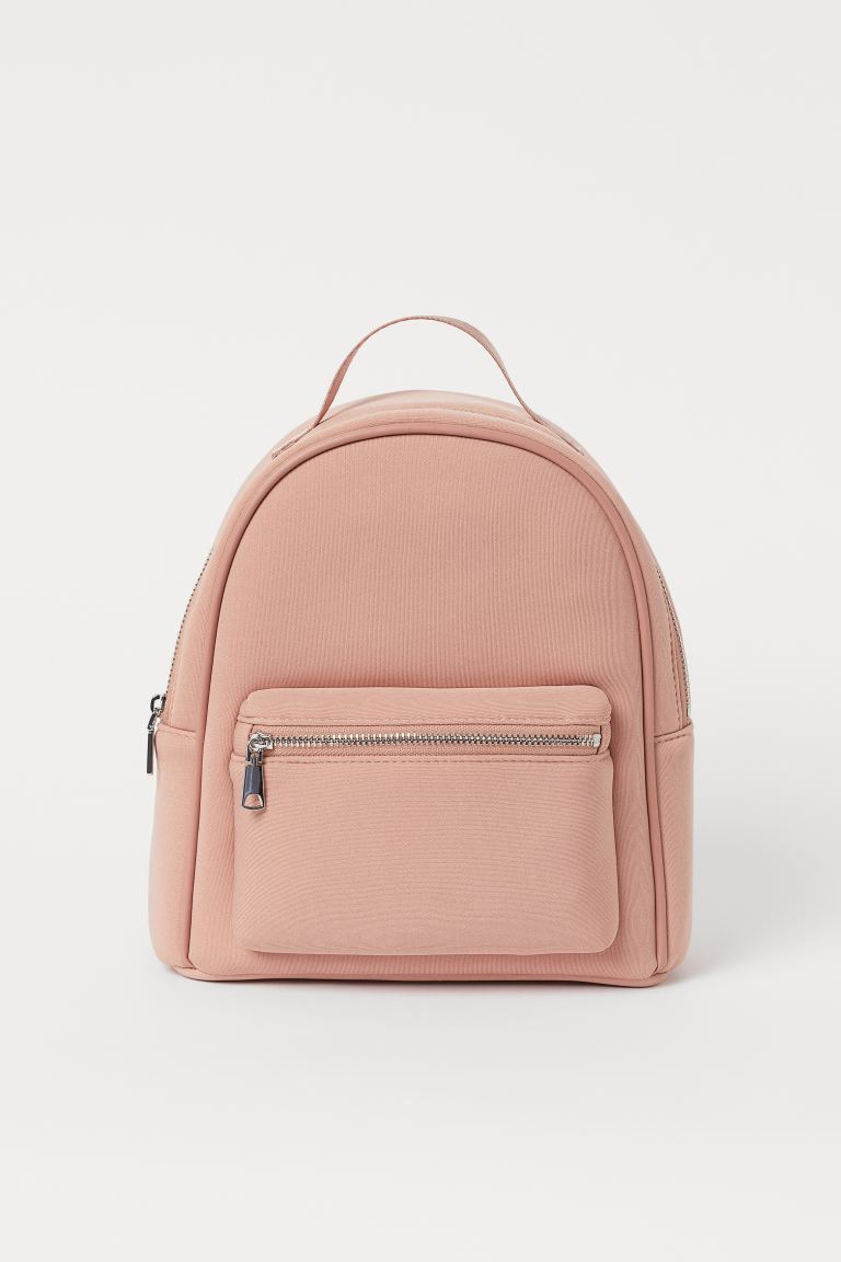 Small backpack - Apricot pink - Ladies | H&M GB