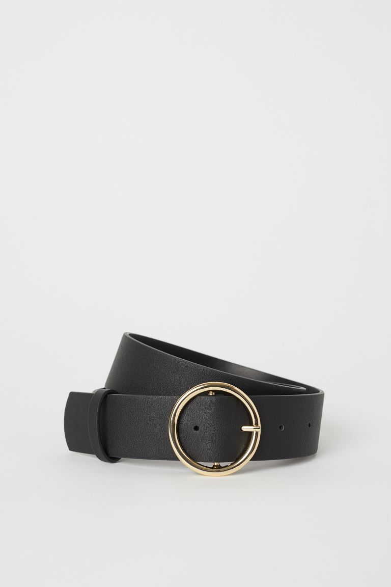 Waist belt - Black - Ladies | H&M IE