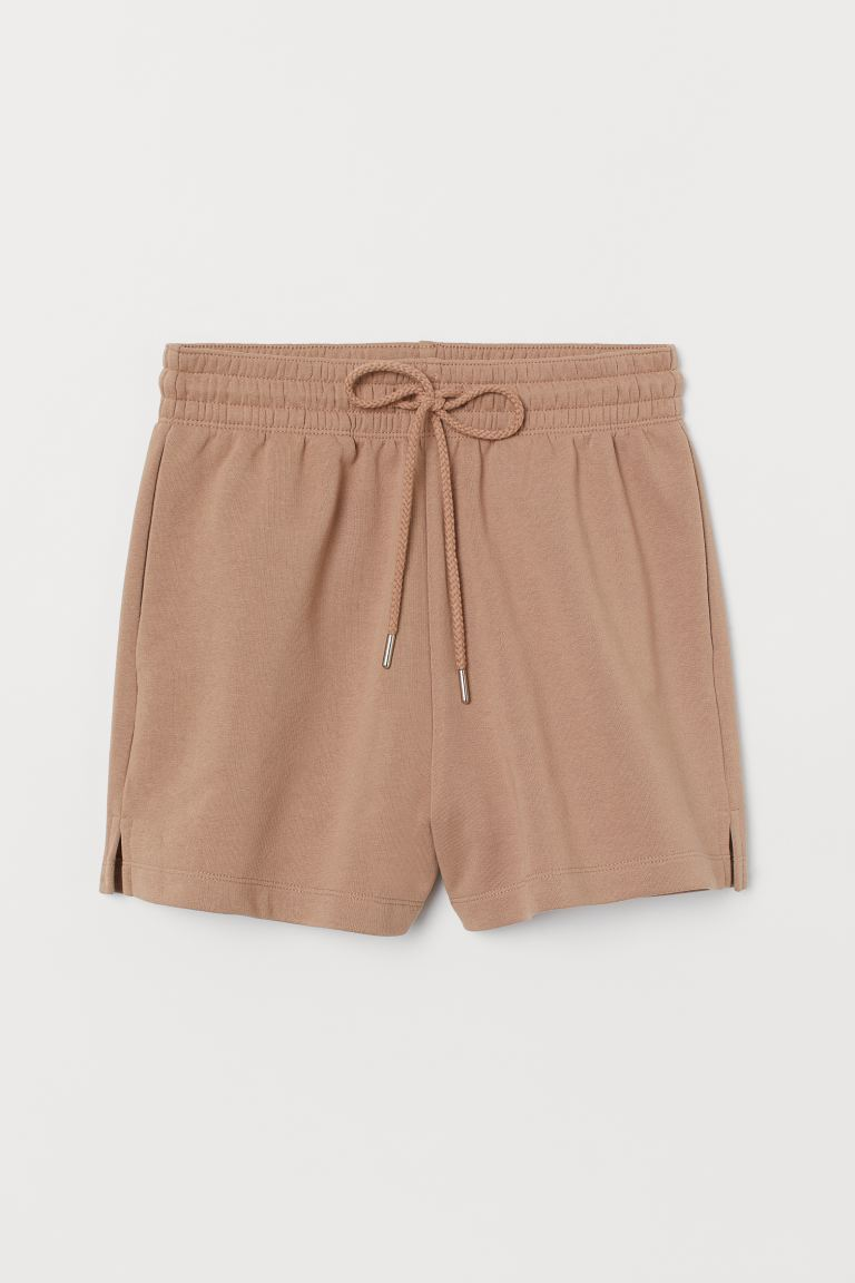 Sweatshorts - Beige - Ladies | H&M AT