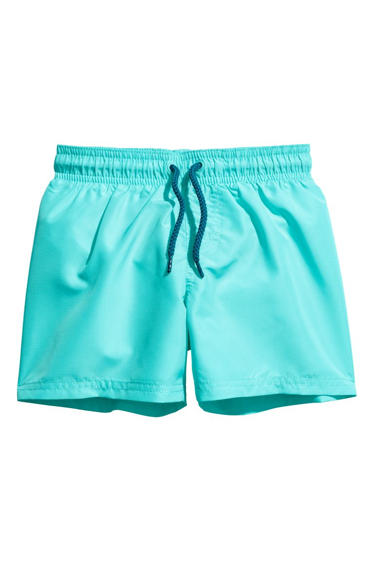 Swim Shorts - Turquoise - Kids | H&M US