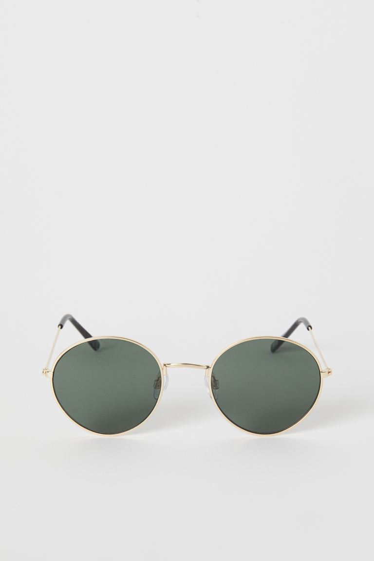 Sunglasses - Gold/Black - Ladies | H&M GB