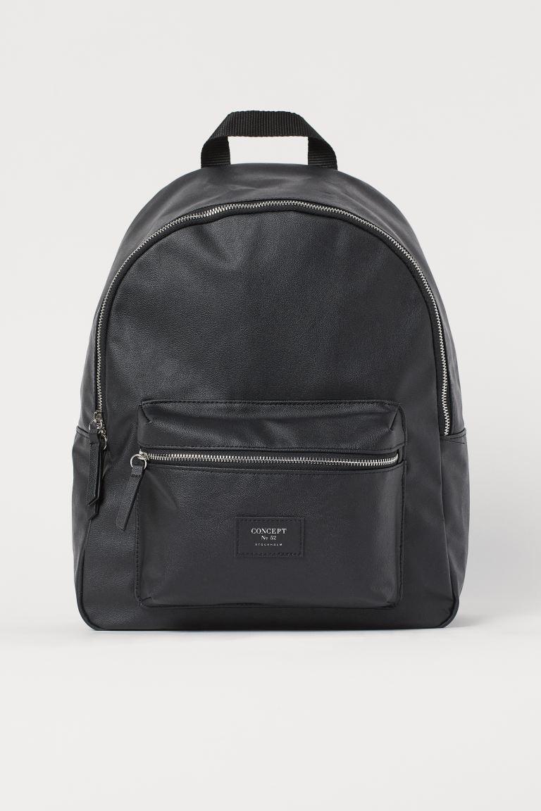Backpack - Black - Ladies | H&M GB