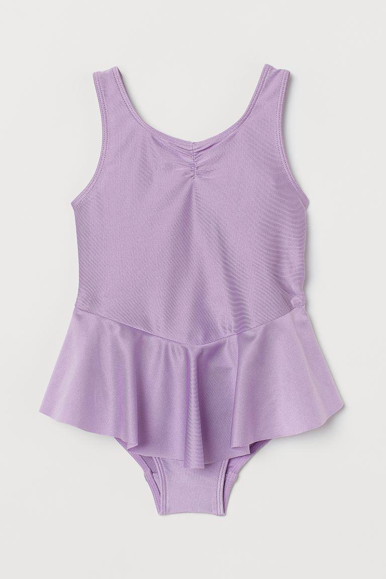Leotard - Light purple -    H&M GB