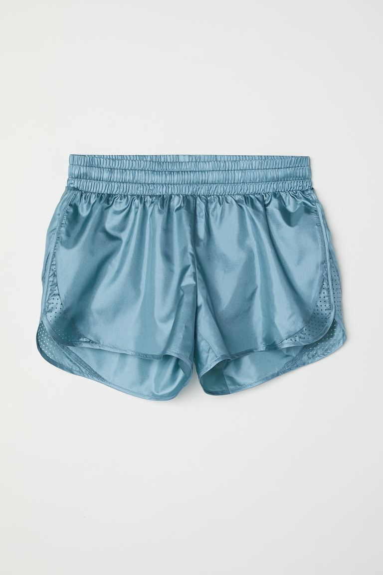 Sports shorts - Turquoise - Ladies | H&M GB