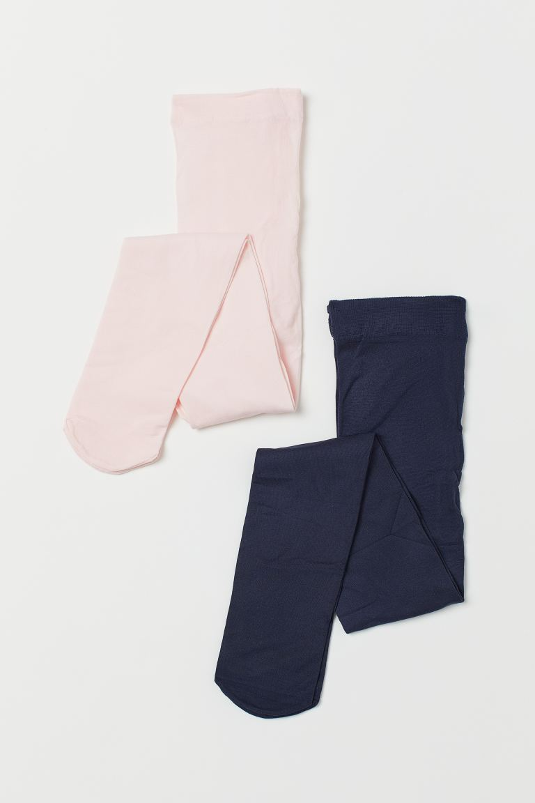 2-pack thin tights