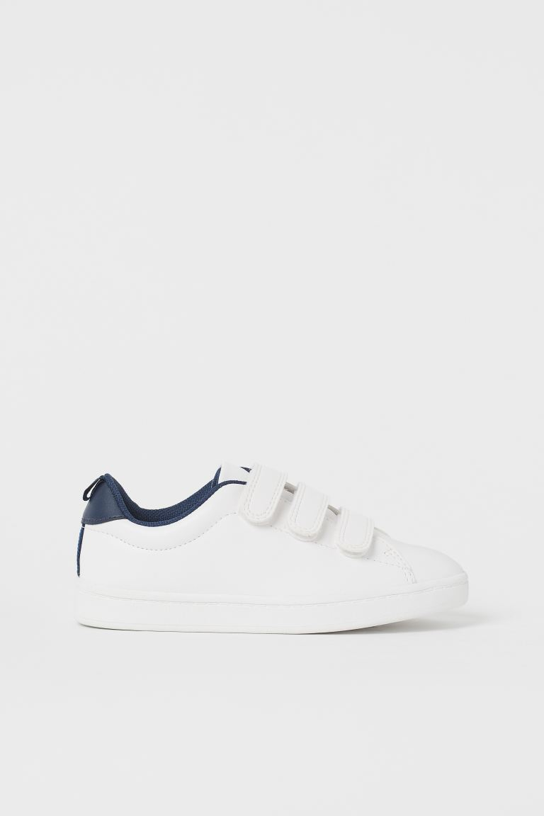 Sneakers - White/blue - Kids | H&M US