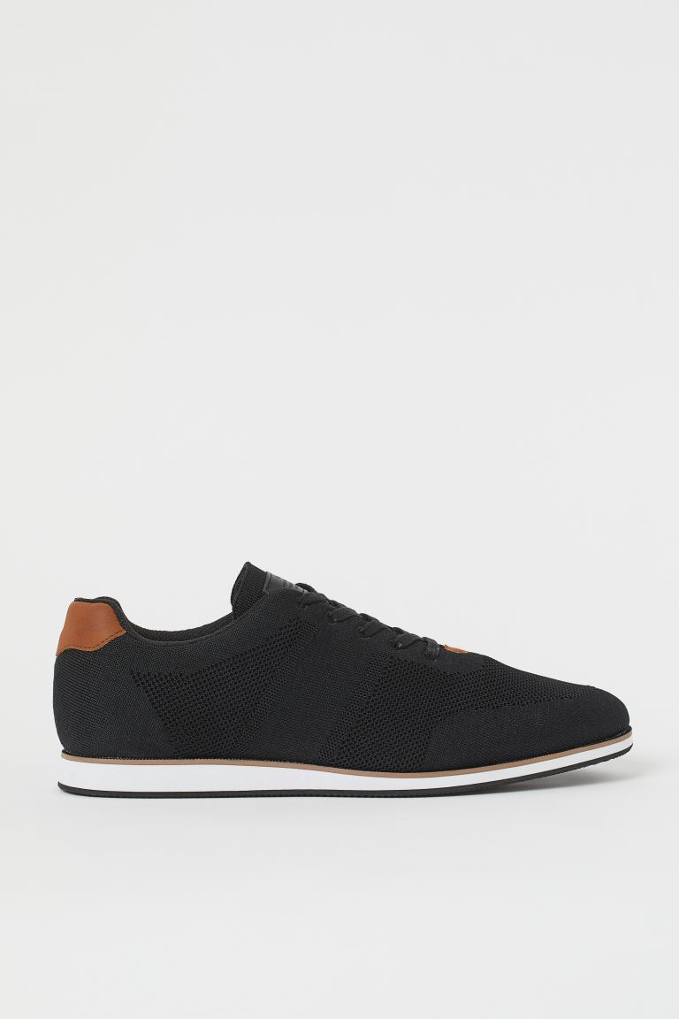 Fully fashioned Sneaker - Schwarz - Men | H&M DE