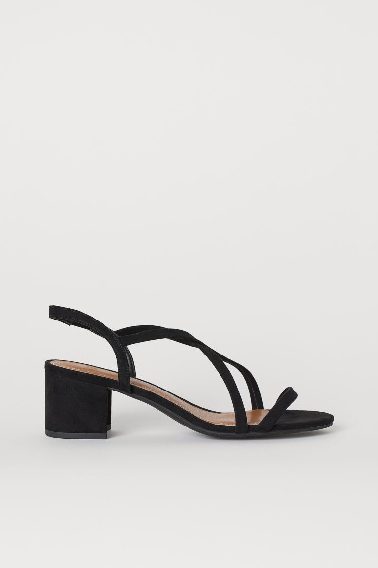 Sandalias - Negro - Ladies | H&M MX