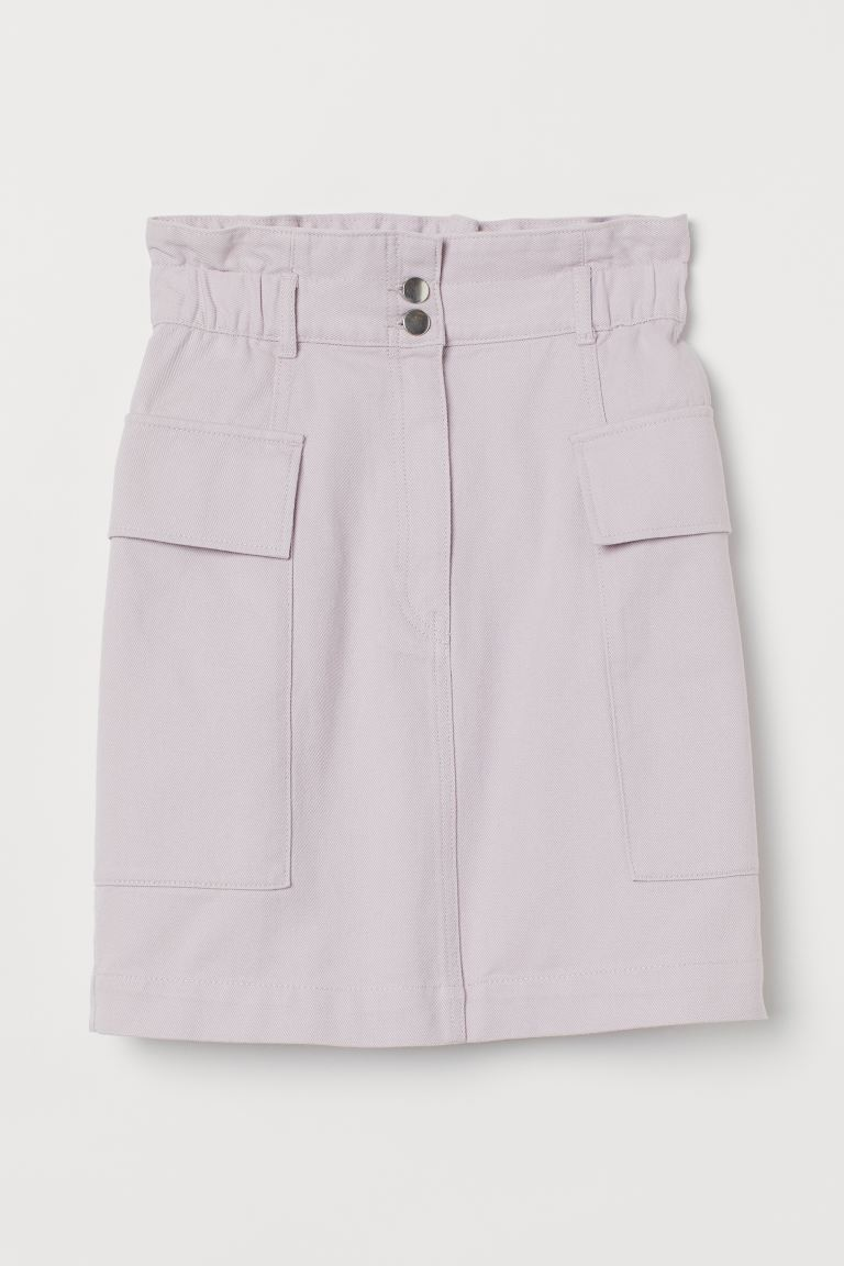 Utility Skirt - Light purple - Ladies | H&M CA