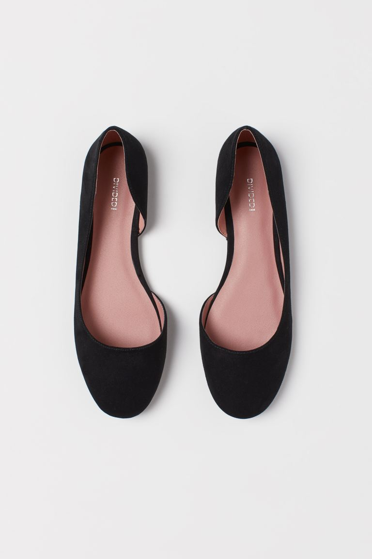 Ballerinas - Schwarz - Ladies | H&M AT