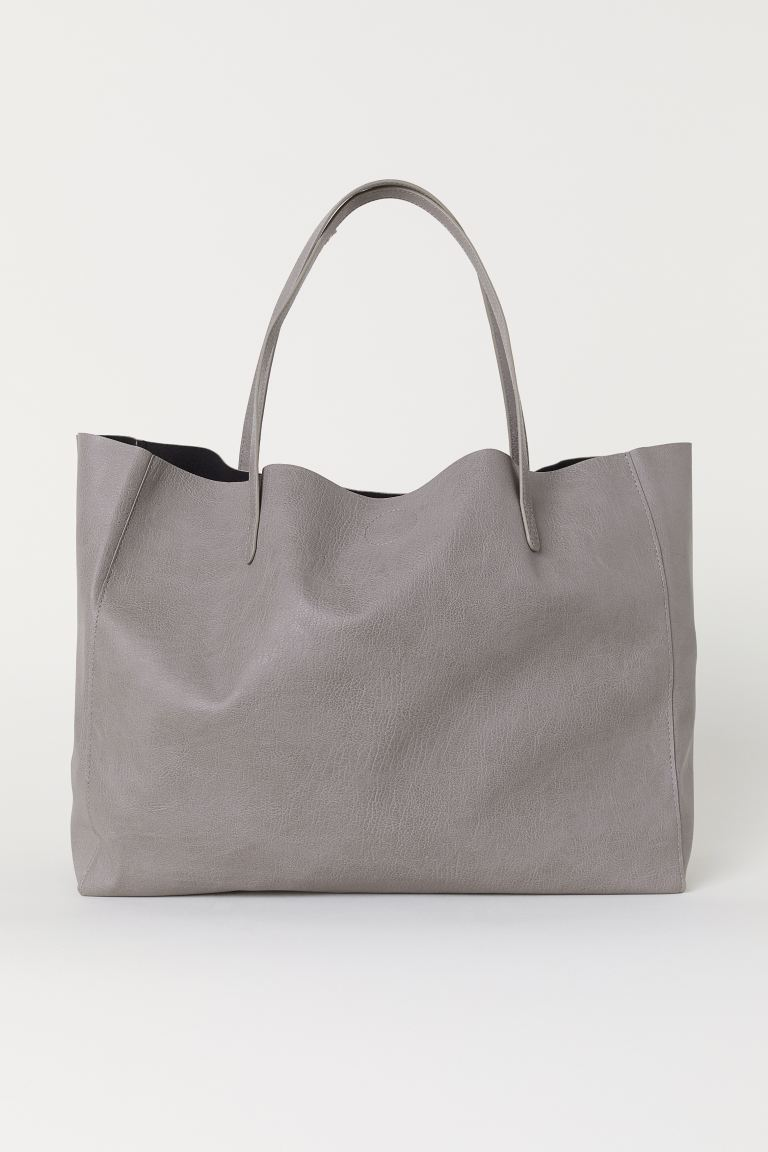 Shopper - Grau - Ladies | H&M AT