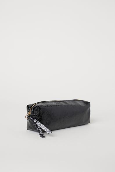 Wonderbaar Tasje voor make-upkwasten - Zwart - DAMES | H&M NL GM-22