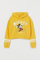 Yellow/Mickey Mouse