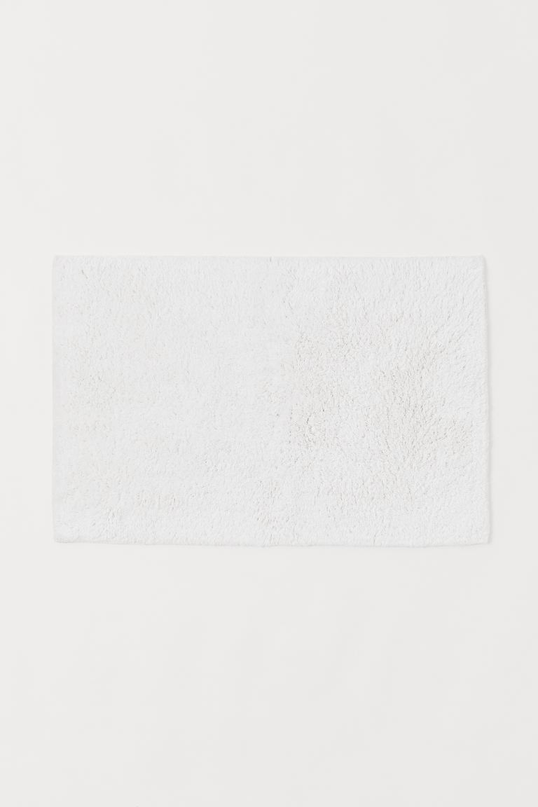 Bath Mat - White - Home All | H&M US