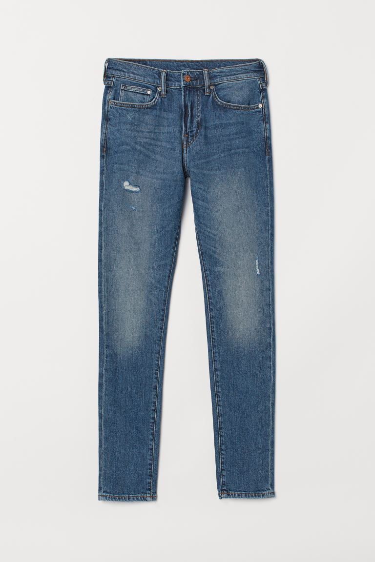 Skinny Jeans - Denim blue - Men | H&M