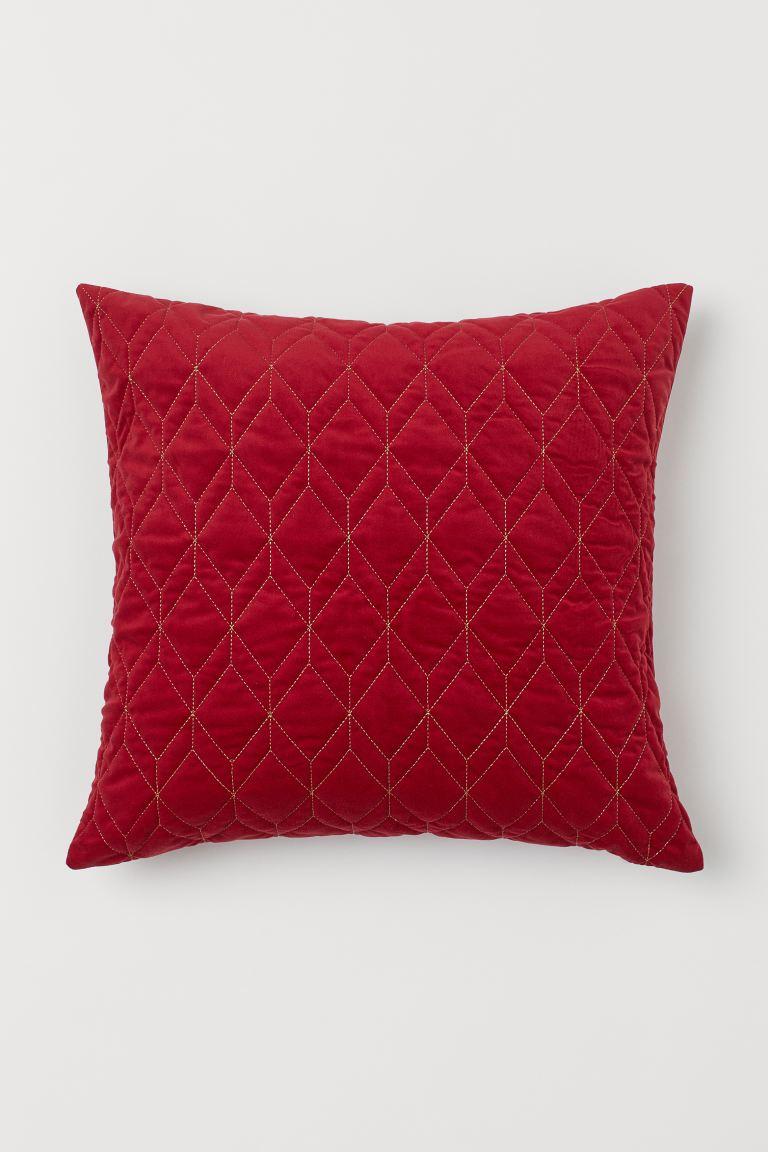 Pikowana poszewka na poduszkę
