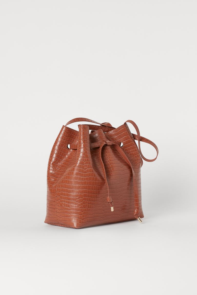 Bucket Bag - Light brown - Ladies | H&M CA