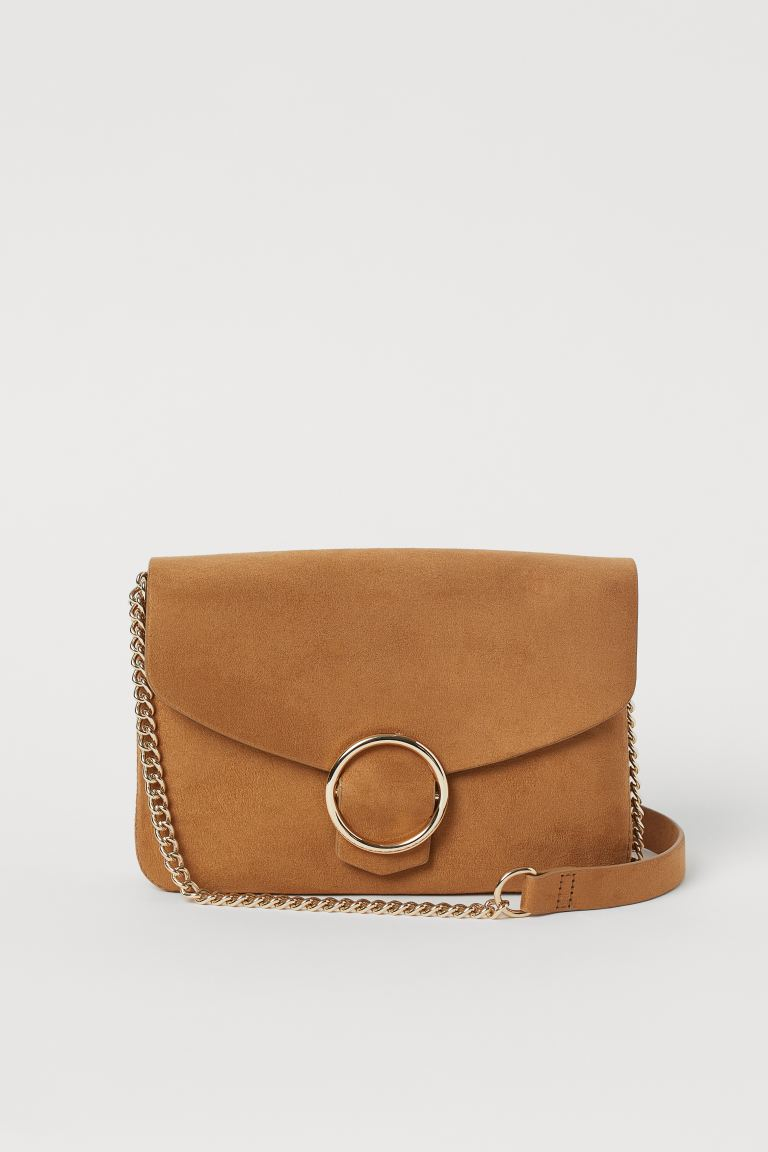 Shoulder Bag - Light brown - Ladies | H&M US